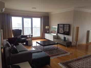 Mesa Koza Plaza Furnished 4+1 Apartment