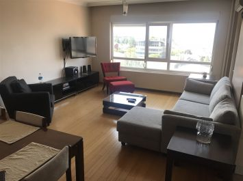 Furnished Apartment With Great City View
