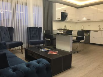 Brand New Fully Furnished 2+1 Apartment